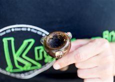 Clean your bowl with Kryptonite