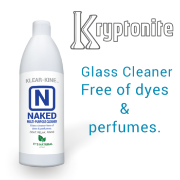 Klear Kryptonite Naked Bong Cleaner
