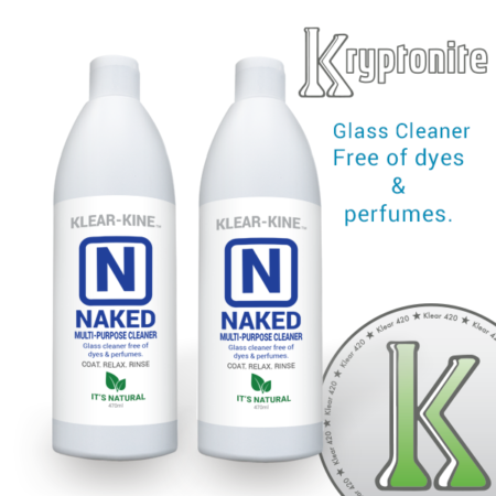 Kryptonite Naked Twin Pack