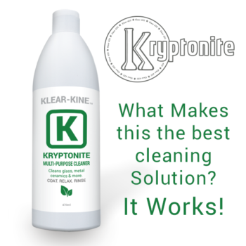 Klear Kryptonite Original Bong Cleaner 470ml